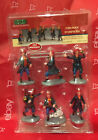 Lemax Village Collection Fireman Set of 6 # 02446  Original Package
