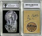 Ty Cobb Cards and Autograph Buying Guide 12