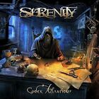 SERENITY - Codex Atlanticus +3 bonus tracks!!!  FREE SHIPPING