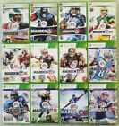 Madden 12 Hall of Fame Edition Swag Includes Autographed Marshall Faulk Card 15