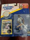 NIP 1991 Cecil Fielder Starting Lineup with Collector Coin