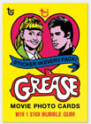 1978 Topps Grease Trading Cards 16