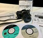 Panasonic LUMIX DMC-GF3 Digital Camera with 14-42mm With Manuals And CD