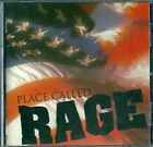 Place Called Rage - S/T CD 1995 RARE INDIE  Little Caesar  Riverdogs