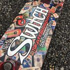 Switch Skateboarding Skateboard Longboard Vintage and RARE Beer Can Graphics