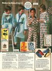 70S VINTAGE CATALOG BOYS MENS PJS UNDERWEAR PHOTO PAGES AD CLIPPINGS