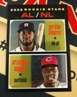 Top Options Before the Aristides Aquino Rookie Cards 23