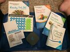 Weight Watchers Zippered Binder Case PointsPlus 2012 Kit w Books Counter