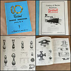 early Vintage Rostand Marine Hardware Catalog 12 Milford Connecticut