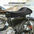Universal Motorcycle Hump Saddle Cafe Racer Refit Vintage Seat Cushion