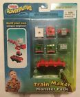 Thomas and Friends Adventures Train Maker Monster Pack Max & Gator NEW Toy