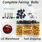 For Benelli Tornado Tre 1130 2003-2009 Universal Motorcycle Fairing Body Bolts