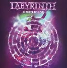 Labyrinth - Return To Live (anddvd)