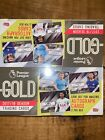 2018 Topps English Premier League GOLD Soccer Factory Sealed HOBBY Box- 2 AUTO