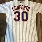 MLB Authentic New York Mets Cool Base Home Conforto Jersey (Size 44) BNWOT