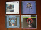 4 Toto CDs Fahrenheit - The Seventh One - Past To Present 1977-1990 - Super Hits