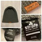 Strafe Outerwear Acrylic Winter Hat Adult One Size Beanie Gray EUC