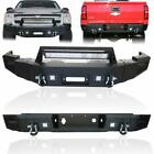 Texture Front And Rear Bumper For 2007-2013 Chevy Silverado 1500gmc Sierra 1500