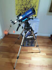 Meade 209004 Infinity 80 Millimeter Altazimuth Refractor Blue