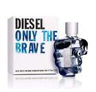 Diesel Only The Brave By Diesel 2.5 oz EDT Spray Cologne For Men