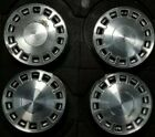 16 CADILLAC DEVILLE OEM FACTORY SET OF 4 WHEEL RIM ORIGINAL MACHINE 4525