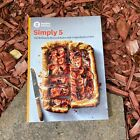 Weight Watchers Simply 5 healthy kitchen cook book 120 Dishes