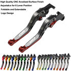 Folding Extendable Brake Clutch Levers For Honda CBR400RR NC23 NC29 NC35 88-94 A