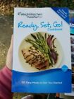 Weight Watchers Ready Set Go Cookbook Points Plus 2012 Softcover NEW