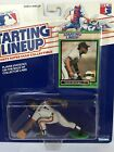 1989 Starting lineup Kevin Mitchell figure Card San Francisco Giants toy MLB 3b