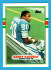1989 Topps Traded Football Cards 7