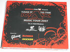 Take It To The Max Music Tour 2007 CD