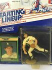 1989 Orel Hershiser Starting Lineup figure Card toy Los Angeles Dodgers LA Pitch