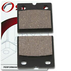 Rear Organic Brake Pads 1976 Laverda Mirage 1200 Set Full Kit  Complete ho