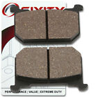 Rear Organic Brake Pads 1983 Kawasaki KZ750L Set Full Kit L3 Complete lq