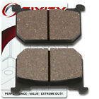 Rear Ceramic Brake Pads 1983 Kawasaki KZ750L Set Full Kit L3 Complete fl