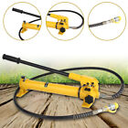 CP 700 Hydraulic Hand Pump 2 Speed Power Pack Hose Coupler 10000 PSI