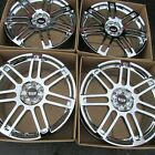 4 Cadillac SRX 20 Factory OEM new CHROME plated Wheels Rims FIRST GENERATION