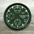 TECHNOMARINE 30mm Olive Green Dial, Sub-Dials & Chapter Ring for Squale Model