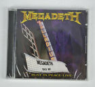MEGADETH - RUST IN PEACE LIVE NEW CD Sealed