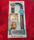 Paw Patrol Large Candy Cane New With 4 Stickers Blue Raspberry Flavor