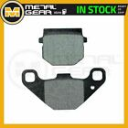 Organic Brake Pads Front L for HYOSUNG Rally 100 2005 2006 2007 2008