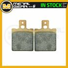 Sintered Brake Pads Rear for GILERA RV 200 ES 1987