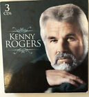 Kenny Rogers 3 Disc Boxed Set DVD Released 2010 Great Songs