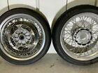 BMW 2011 R1200R Classic Spoke Front and Rear Wheel