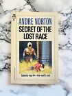 Andre Norton 1959 Secret Of The Lost Race Sci Fi Paperback Book First Edition