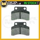 Organic Brake Pads Front L for SACHS (Hercules) Speedforce 50 R 2009