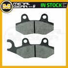 Organic Brake Pads Front R for KYMCO Stryker 125 Off Road 2000 2001 2002