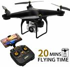 JJRC H68 Drone with Camera for s 20MINS Longer Flight Time Drone with 720P Came