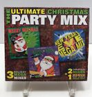 New Ultimate Christmas Mix [Box] by Various Artists (CD, 2000, 3 Discs, Madacy)