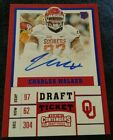 2017 Panini Contenders Draft Picks Football Cards 6
